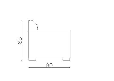 Lezaj Aleksandar-Model.jpg bocno, linija 1mm