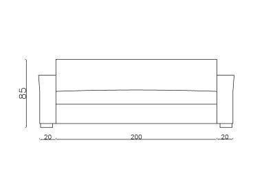 Lezaj Aleksandar-Model.jpg front, linija 1mm