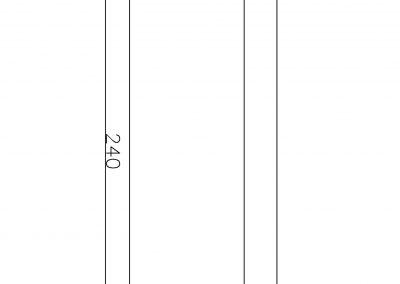 Lezaj Aleksandar-Model.jpg plaint, linija 1mm