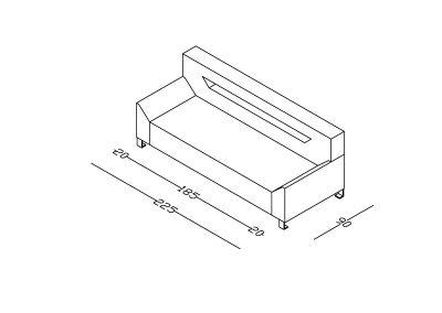 Sofa Grofica-Model.jpg izometrija, linija 1mm