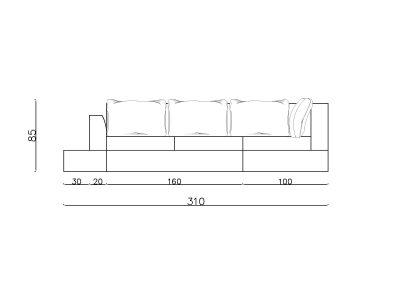 Ugaona garnitura Grof3-Model.jpg front, linija 1mm