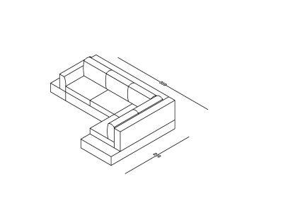 Ugaona garnitura Grof3-Model.jpg izometrija 1, linija 1mm