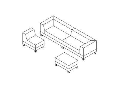 Garnitura Leta-Model.jpg izometrija 1, linija 1mm
