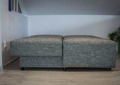 Lezaj Grof N ležaj na razvlačenje sa žičanim jezgrom, nameštaj po meri i želji, garniture.,ugaona garniture, trosedi, fotelje, dvosedi, ležajevi , sofe