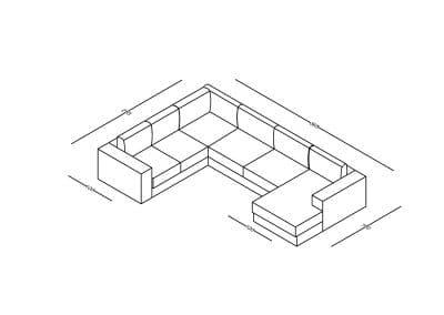 Milica Art izometrija -Model linija 1mm