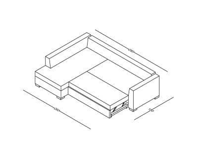 Ug.gar. Zoja na razvlacenje, nem.meh.-Model.jpg 280x200, izometrija 3, linija1mm
