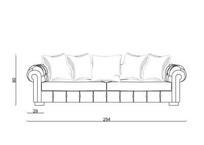 Zoja 5 Sofa Cester-Model.jpg front, linija 1mm