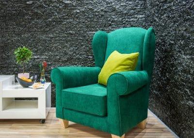 Fotelja Beržera Darijana 1