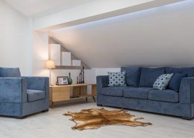 Garnitura ZOJA (sofa+fotelja)