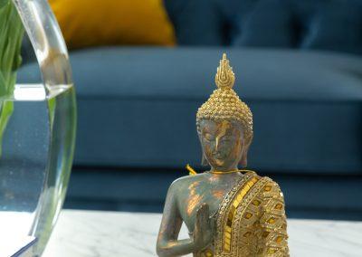 Figura zlatni Buda