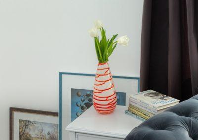 Narandžasta vaza